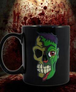 Zombie Heat Changing Mug