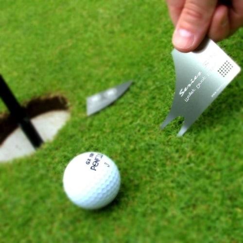 Wallet Golf Tool