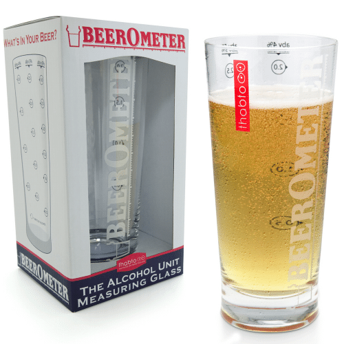 BeerOmeter Glass