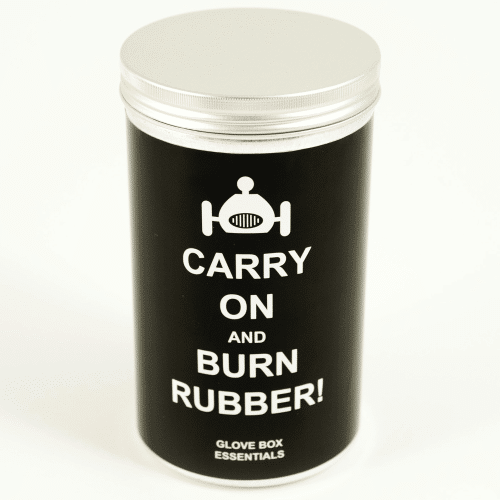 Carry On and Burn Rubber Kit