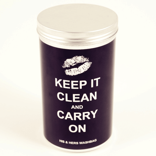 Keep It Clean and Carry On Kit