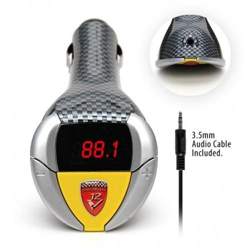 SoundRacer V12 – Ferrari