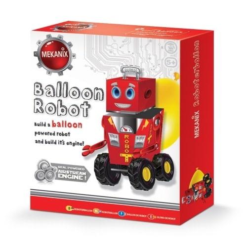 Balloon Robot Kit