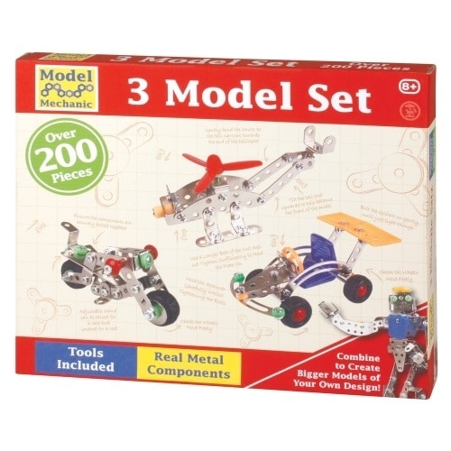 3 Model Mechanic Kit