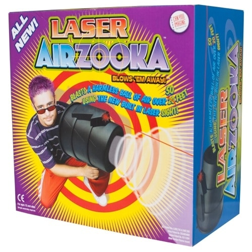 Laser Airzooka