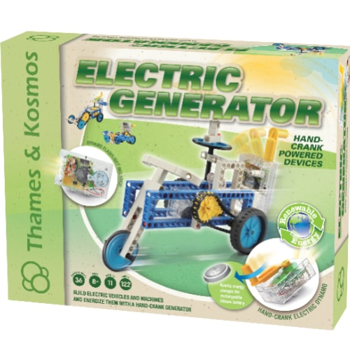 Electric Generator Kit