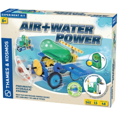 Air + Water Power Kit