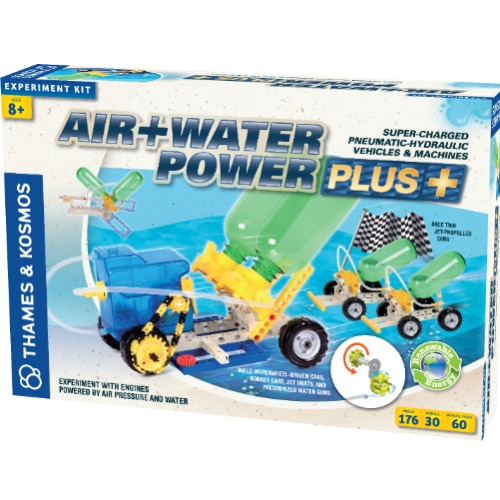 Air + Water Power PLUS