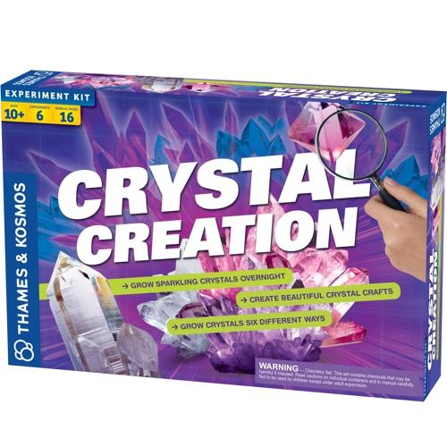 Crystal Creation