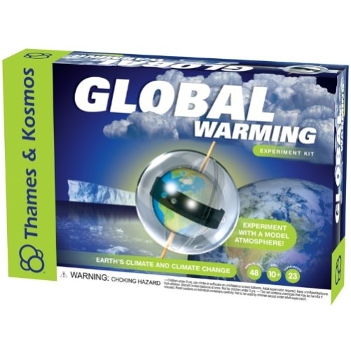 Global Warming Experiment Kit
