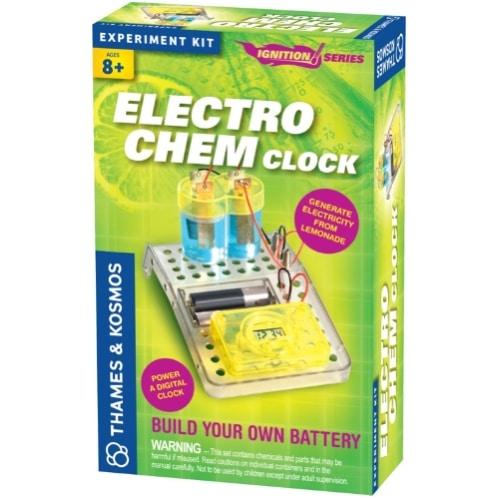 Electro Chem Clock