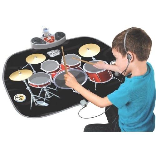 Drum Mat – Touch sensitive drum kit play mat