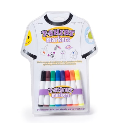 T Shirt Markers