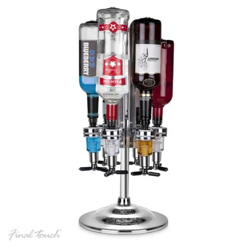 Bar Caddy Dispenser – 6 Bottle
