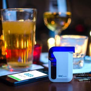 BACtrack Pro Mobile Breathalyser