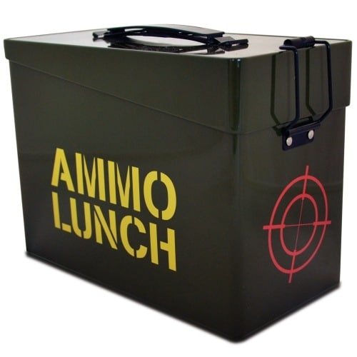 Ammo Lunchbox