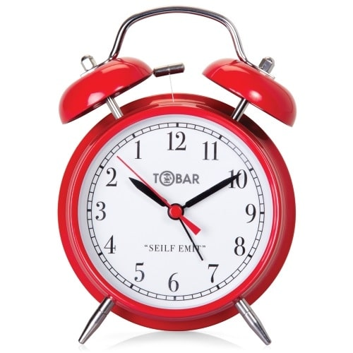 Backwards Alarm Clock