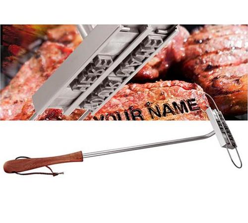BBQ Branding Iron 3