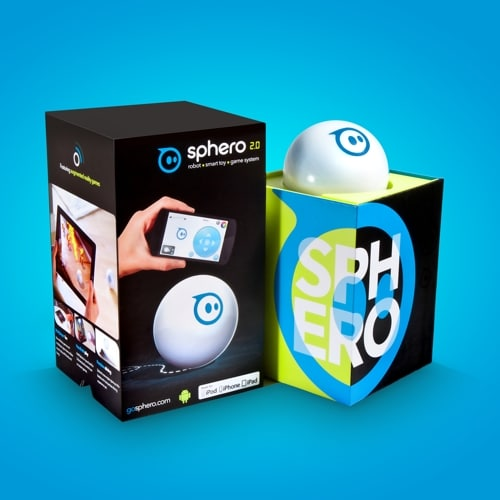 Sphero 2.0 - Robotic Ball Gaming System for iOS and Android