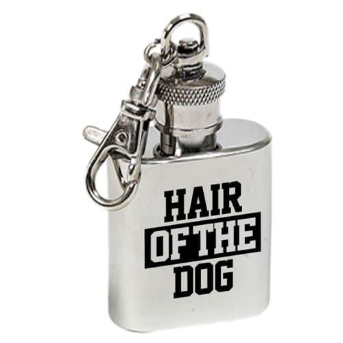 Mini Hip Flasks Hair of the Dog