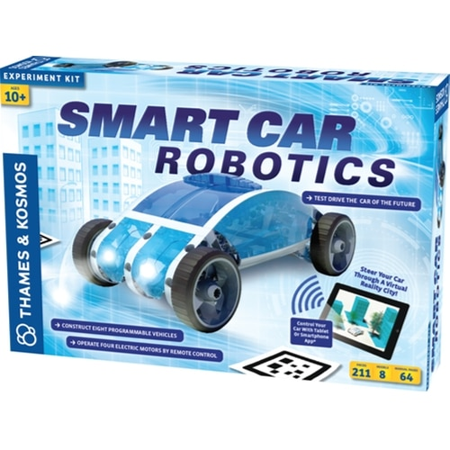 Smart Car Robotics