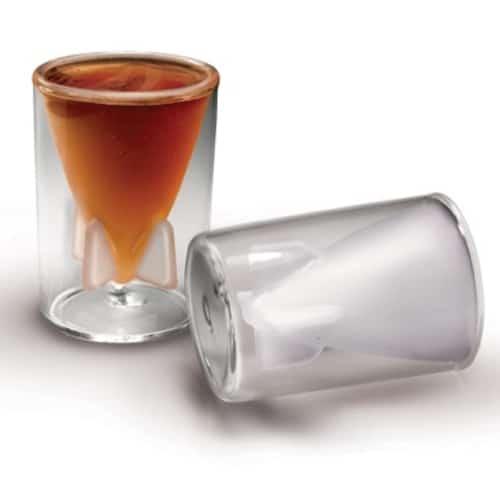 Bombs Away Shot Glasses