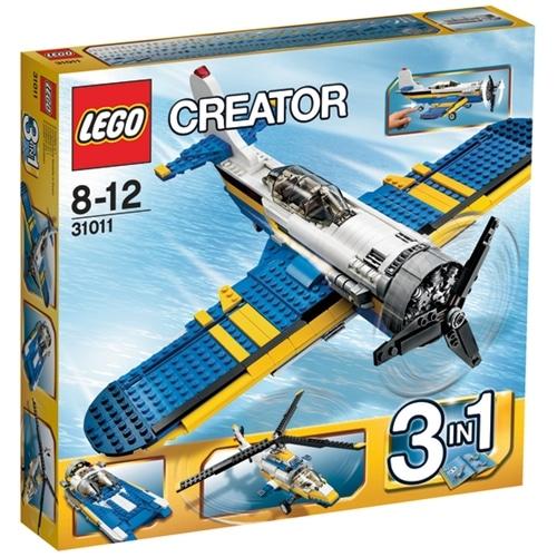 Lego Aviation Adventures (31011)