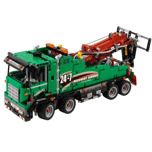 Lego Service Truck