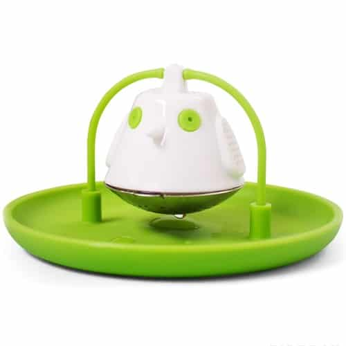 Birdie Tea Strainer – Lime