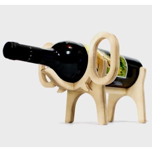 Animal Wine Rack – Elephant