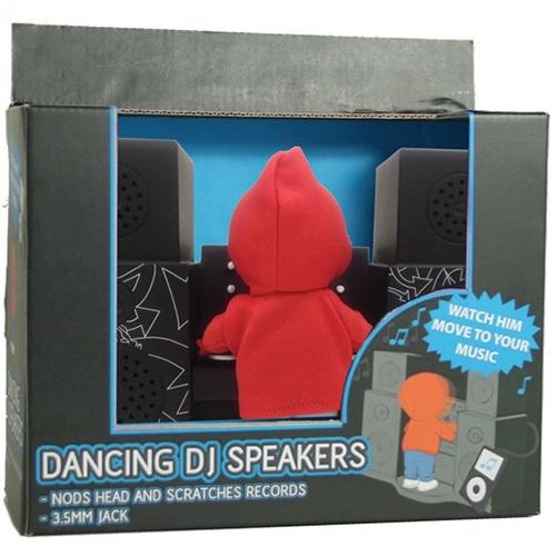 Dancing DJ Speaker