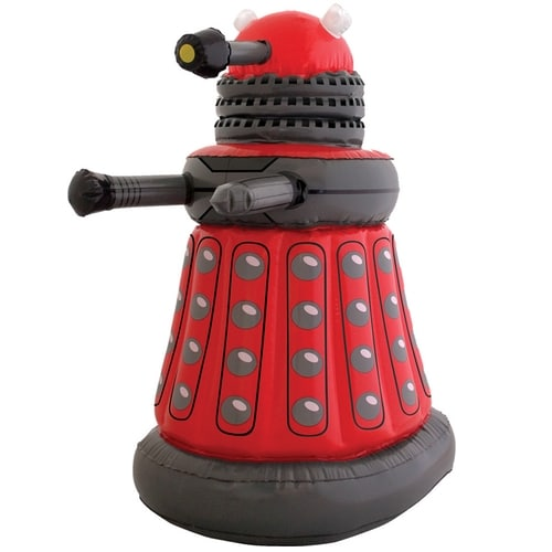Dr Who Remote Control Inflatable Dalek