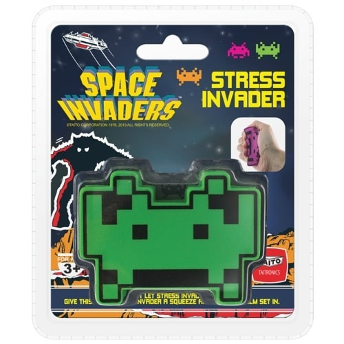 Space Invader Stress Ball