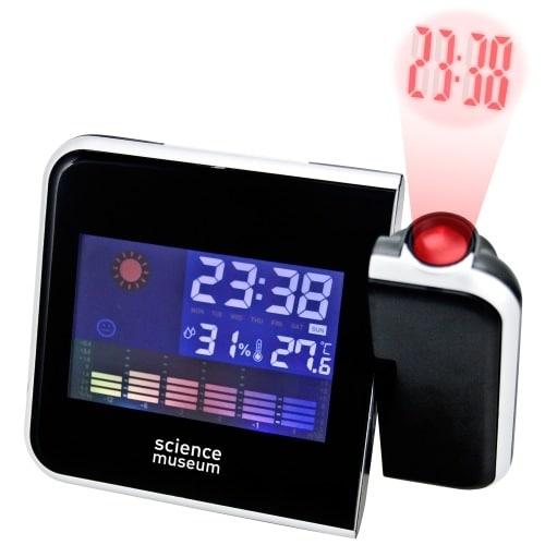 Weather Forecaster with Projection Clock
