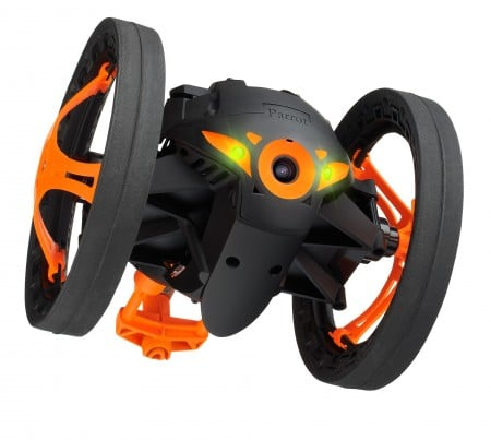parrot ar drone 2 0 range with Parrot Jumping Sumo  Ing Soon on Pioneer GM D9601 as well Pioneer MVH X195UI likewise 130265 8 Best Drone Quadcopters To Buy Now Parrot Dji Hubsan And More together with Immersionrc 5 8 Ghz Race Band 200mw Fpv Av Transmitter in addition Parrot Bebop Drone With Head Tracking Oculus Rift.