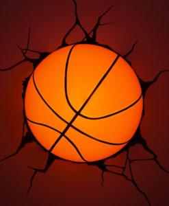 Basketball 3D Deco Light 2