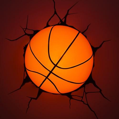 Basketball 3D Deco Light