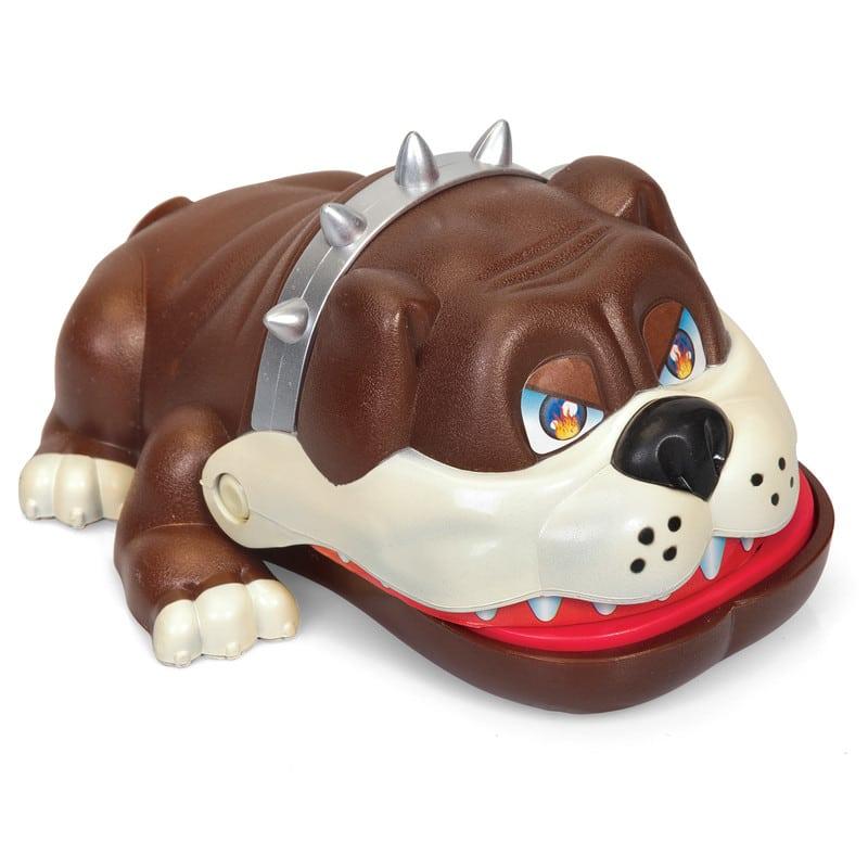 Biting Bulldog