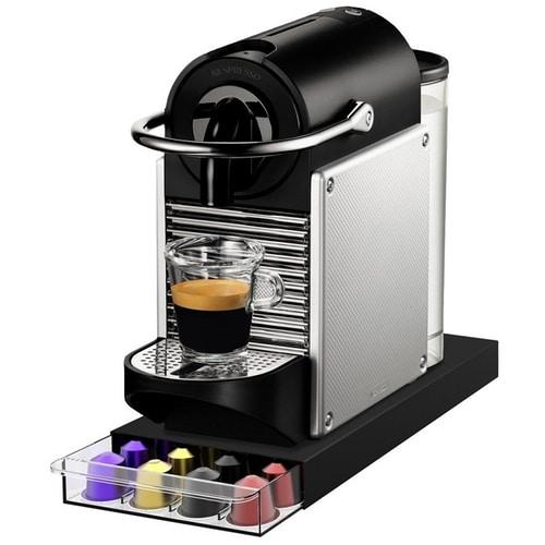 Cassetto nespresso coffee capsule stand yuppie gadgets - Porte capsule nespresso mural ...