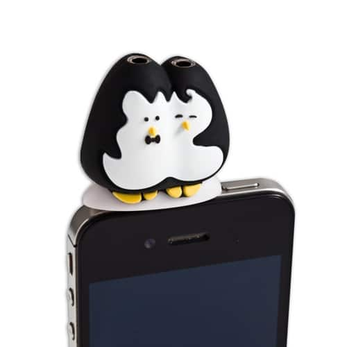 Headphone Splitters – Penguins