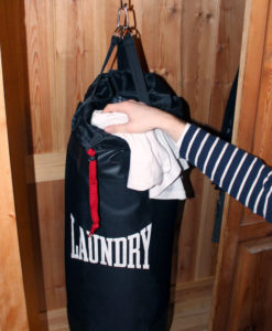 Laundry Punch Bag 3