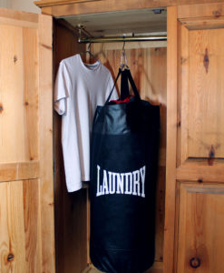 Laundry Punch Bag 5