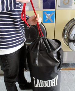 Laundry Punch Bag 6