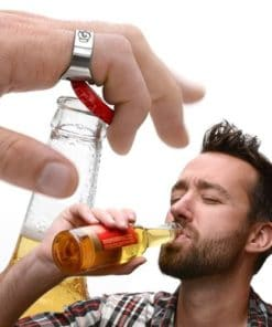 Ring Beer Bottle Opener