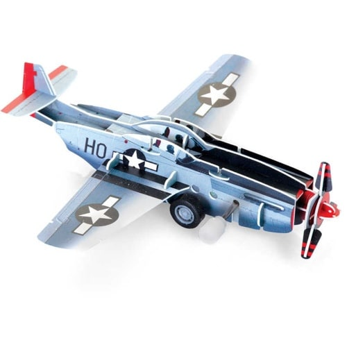 lot Together Aircraft Model WW2 Fighter