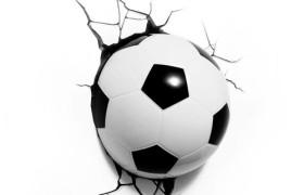 Soccer Ball 3D Deco Light