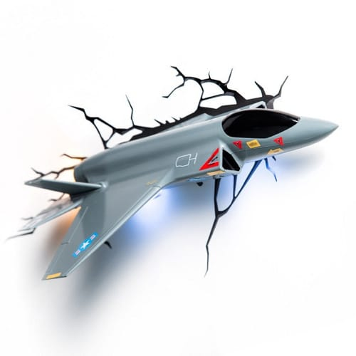 Fighter Jet 3D Deco Light