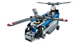 Lego Twin Rotor Helicopter (42020)