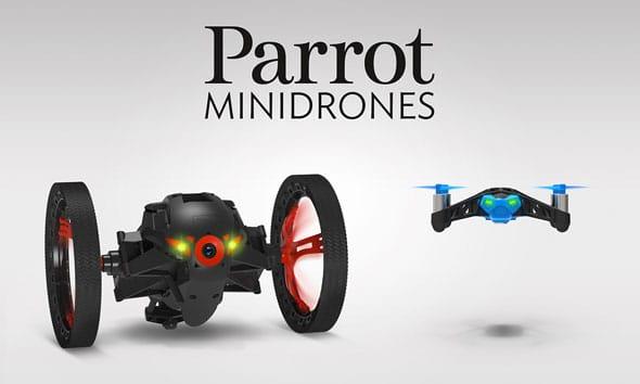 Parrot MiniDrones Invasion South Africa - Yuppie Gadgets