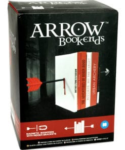 Arrow Bookends